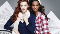 Lindex continues the collaboration with super model Karen Elson who is, together with Liya Kebede, the face for this year's Christmas Story campaign.