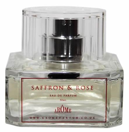 Saffron Rose