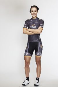 Champion Cyclist Dani King