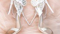 Chiara in silver, perfect for brides