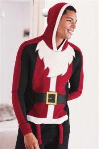 Next Santa Hoodie